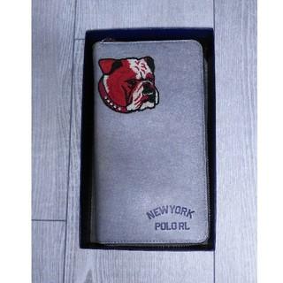 ポロラルフローレン(POLO RALPH LAUREN)の美品ポロラルフローレン長財布(長財布)