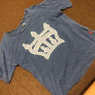 ロデオクラウンズ(RODEO CROWNS)のrodeocrowns  ロゴTシャツ(Tシャツ(半袖/袖なし))