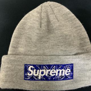 Supreme - Supreme  BoxLogo Beanie