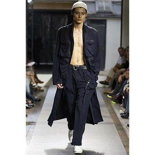 Yohji Yamamoto - 【希少】Yohji Yamamoto POUR HOMME ポケットコート