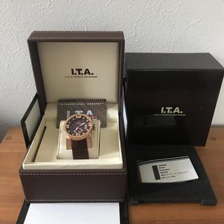 アイティーエー(I.T.A.)のI.T.A. 腕時計(腕時計(アナログ))