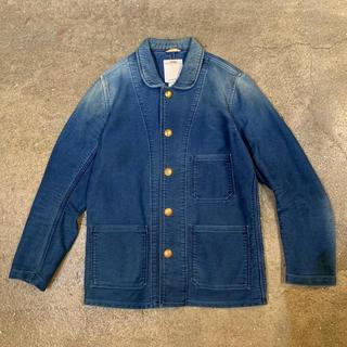 ヴィスヴィム(VISVIM)のvisvim Indigo jacket/cropped/shorts(Gジャン/デニムジャケット)