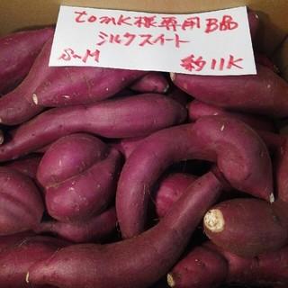 tomk様専用 超お得‼訳☆オーダー☆しっとり甘い貯蔵品シルクB品約11Kです。