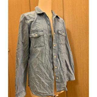 オールドネイビー(Old Navy)のダンガリーシャツ OLD NAVY(シャツ/ブラウス(長袖/七分))