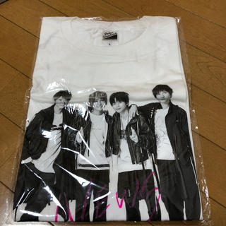NEWS Tシャツ(アイドルグッズ)