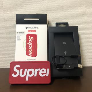 シュプリーム(Supreme)のSupreme×mophie モバイルバッテリー(バッテリー/充電器)