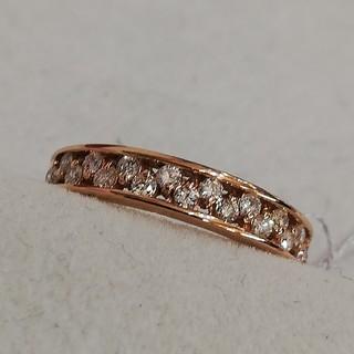 ✨ジャス特別価格✨K18ピンクゴールド ダイヤモンドリング(リング(指輪))