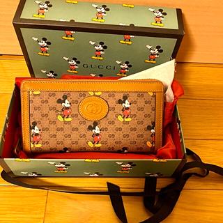 Gucci - GUCCI グッチ ミッキー 長財布 新品