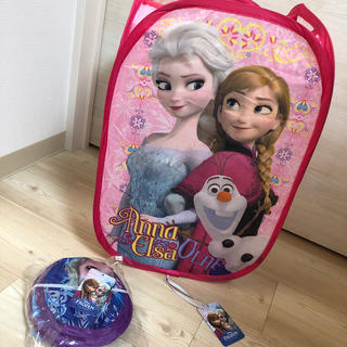 アナと雪の女王 - アナと雪の女王 折り畳みBOX
