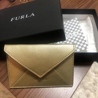 フルラ(Furla)のカードケース(パスケース/IDカードホルダー)