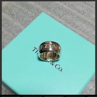 Tiffany & Co. - ティファニー ニューアトラスリング