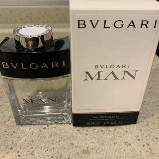 BVLGARI - ブルガリ MAN 香水 オードトワレ 60ml