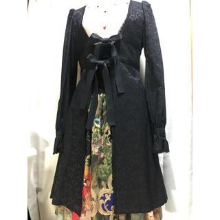Victorian maiden - VMロングオーバードレス