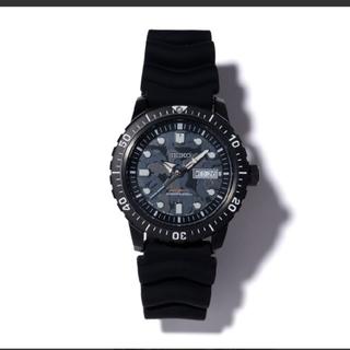 アベイシングエイプ(A BATHING APE)のSEIKO X BAPE® ABC CAMO MECHANICAL DIVERS(腕時計(アナログ))