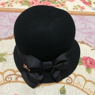 エミリアウィズ(EmiriaWiz)の❤️リボン帽子❤️Rady❤️ダチュラ❤️デイライル❤️マーキュリーデュオ❤️(ハット)