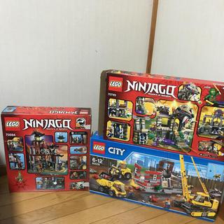 Lego - LEGO NINJAGO  LEGO CITY セット