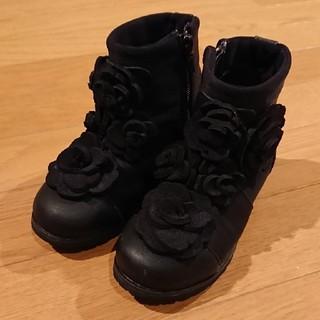 アナスイミニ(ANNA SUI mini)のアナスイミニ ブーツ 17cm(ブーツ)