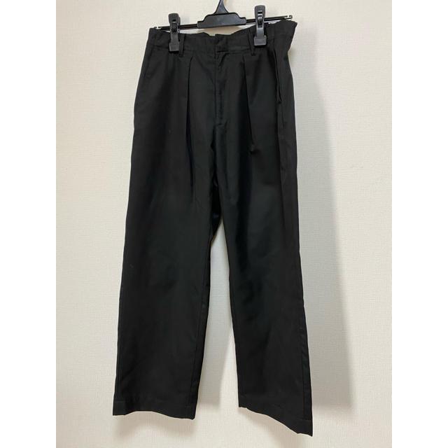 HARE(ハレ)のlidnm ワイドパンツ メンズのパンツ(スラックス)の商品写真