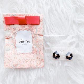 Ane Mone - 【新品未使用】Ane Mone アネモネ お花 フラワー パール イヤリング