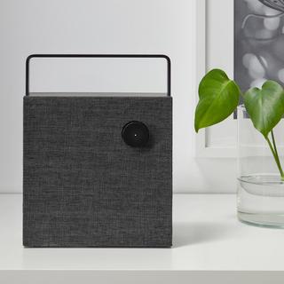 イケア(IKEA)のENEBY エネビー Bluetooth スピーカー, ブラック(スピーカー)