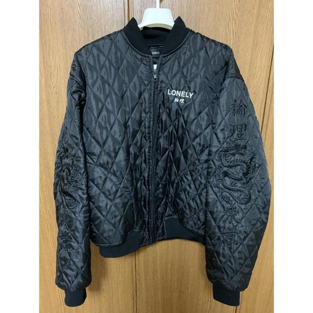 LONELY 論理 メンズのジャケット/アウター(スカジャン)の商品写真