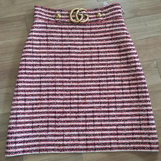 Gucci - グッチ GUCCI  ツィードスカート