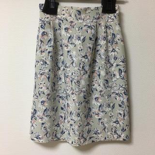 Rope' Picnic - ロペピクニック花柄タイトスカート