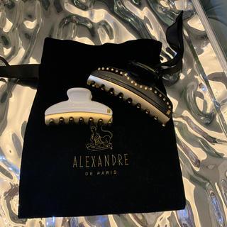 アレクサンドルドゥパリ(Alexandre de Paris)のアレクサンドル ドゥ パリ (バレッタ/ヘアクリップ)