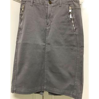 DIESEL - DIESELブラックゴールドタイトスカート