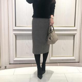 エムプルミエ(M-premier)のエムプルミエ  タイトスカート 【美品】(ひざ丈スカート)