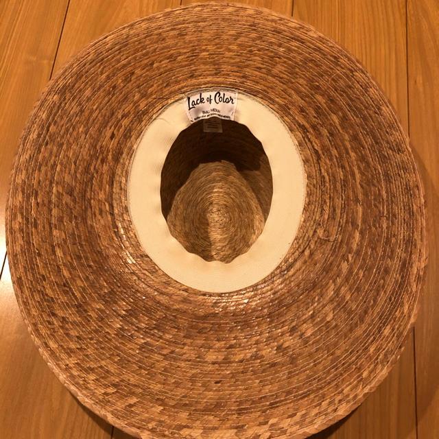 room306 CONTEMPORARY(ルームサンマルロクコンテンポラリー)のlack of color ラックオブカラー ハット レディースの帽子(ハット)の商品写真