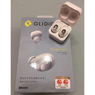 ソフトバンク(Softbank)のグライディック GLIDiC Sound Air TW-5000 ホワイト(ヘッドフォン/イヤフォン)