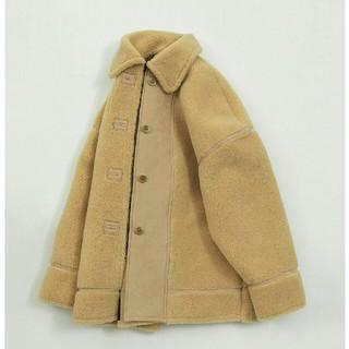 トゥデイフル(TODAYFUL)の【人気完売】'19TODAYFUL Bonding Boa Coat クリーム(その他)