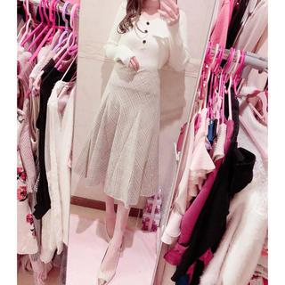 Rope' Picnic - ロペピクニック♡チェック柄マーメイドスカート