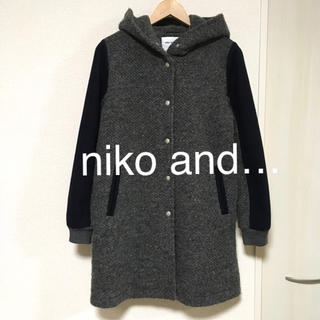 niko and... - 【クリーニング済】niko and…ジャンパーアウター