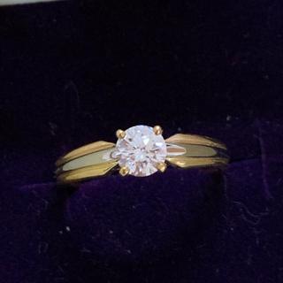 カルティエ(Cartier)の正規品 カルティエ  ダイヤモンド リング(リング(指輪))