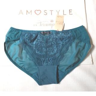 AMO'S STYLE - Triumph AMO'S STYLE ホリデーコレクションショーツM グリーン