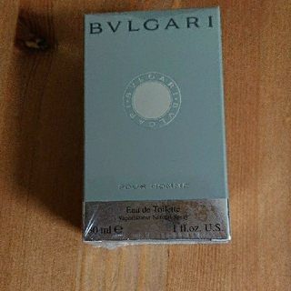 BVLGARI - 【新品・未開封】 ブルガリ プールオム オードトワレ 30ml