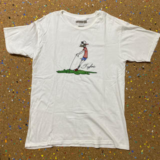 ビューティアンドユースユナイテッドアローズ(BEAUTY&YOUTH UNITED ARROWS)のレフトアローン tシャツ(Tシャツ/カットソー(半袖/袖なし))