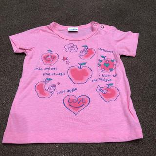 エーアーベー(eaB)のTシャツ 90cm(Tシャツ/カットソー)