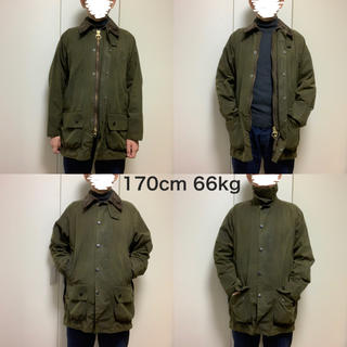 Barbour - Classic BEAUFORT Sylkoil C38 バブアー