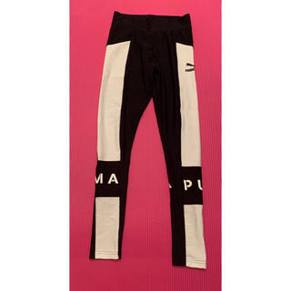 PUMA - PUMA スポーツレギンス(Sサイズ)