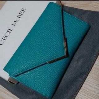 CECIL McBEE - CECIL McBEEの折り財布  新品 未使用 自宅保管