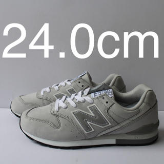 New Balance - 新品 ニューバランス CM996 RD ヌバックグレー 24.0cm