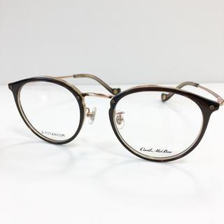セシルマクビー(CECIL McBEE)のセシルマクビー  メガネフレーム 新品(サングラス/メガネ)