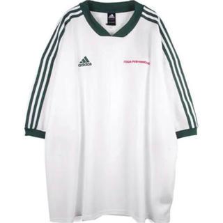 コムデギャルソン(COMME des GARCONS)のgosha rubchinskiy × adidas ゲームtee(Tシャツ/カットソー(半袖/袖なし))