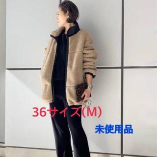 DEUXIEME CLASSE - 未使用 【YETI/イエティ】フリースオーバージャケット 36サイズ