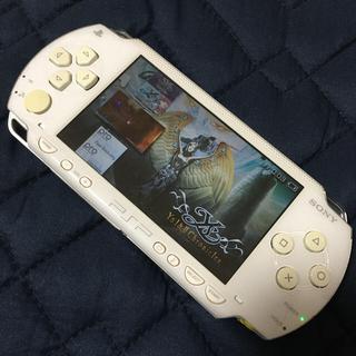 PlayStation Portable - プレイステーションポータブル本体 ソフト4本セット
