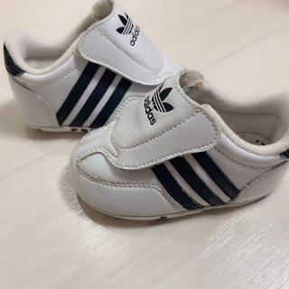 adidas - adidas ベビーシューズ 靴 スニーカー