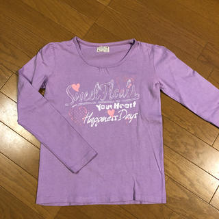 イッカ(ikka)のIKKA ガールズ 長袖Tシャツ (150)(Tシャツ/カットソー)